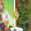Msze Święte  i procesja w Boże Ciało                                                  czwartek, 4 czerwca 2015 r.