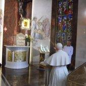 Pielgrzymka  wiernych  z  Parafii pw.  Świętej Rodziny w Szczecinie do  Sanktuarium NMP Gwiazdy Nowej Ewangelizacji i św. Jana Pawła II  w Toruniu.