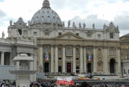 Parafialna pielgrzymka do Rzymu 2014