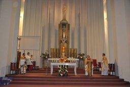 Dziękczynienie za beatyfikację ks. Karola Lamperta