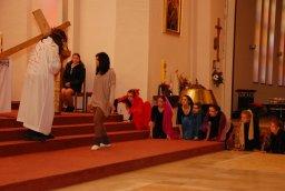 Pantomima wielkopostna 25.03.2012 r.