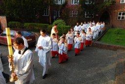 Liturgia Wielkiego Czwartku 17.04.2014