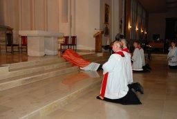 Liturgia Wielkiego Piątku 18.04.2014