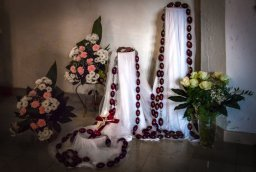 Poświęcenie różańców - Msza dla dzieci